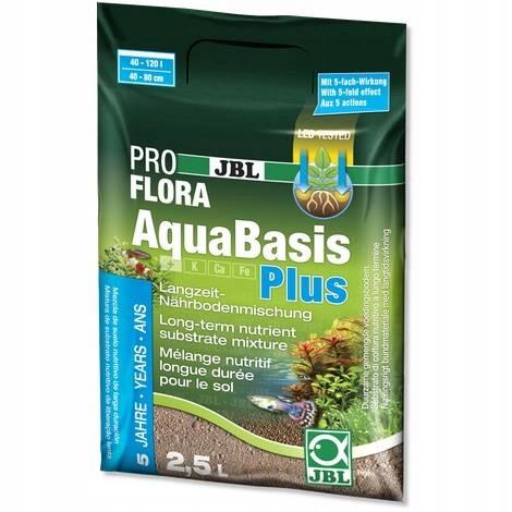 JBL Aqua Základe plus 5 l podkladu pod štrk