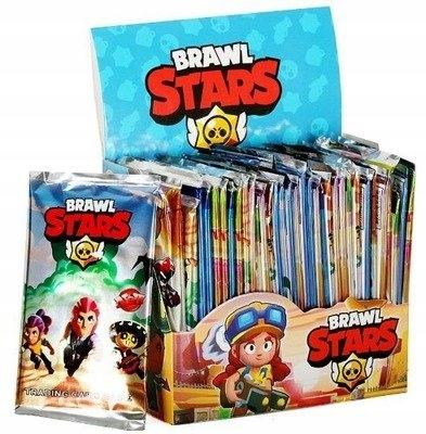 KARTY BRAWL STARS 36 BOOSTER 288 KART HIT!