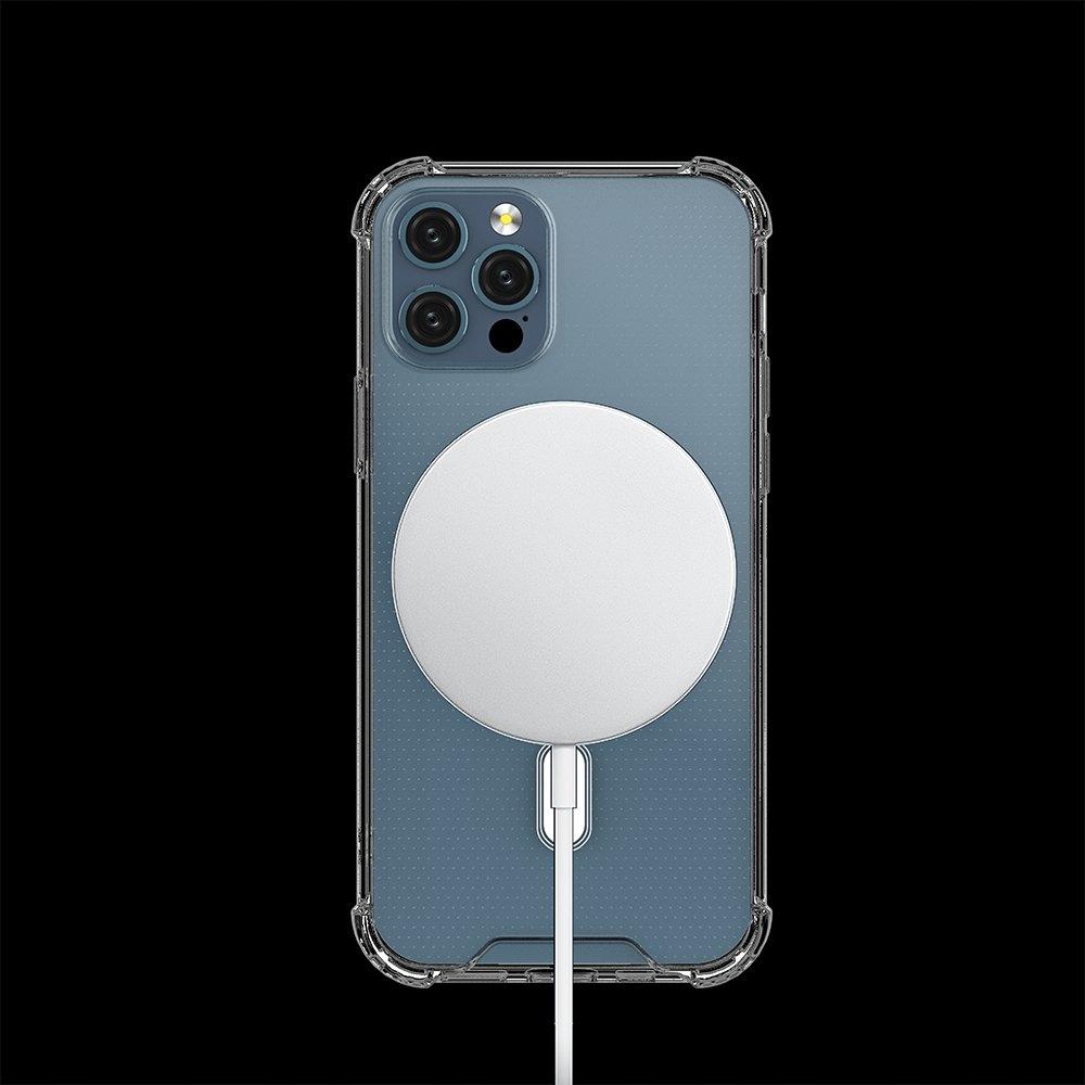 Etui Magnetic MagSafe do iPhone 12 / Pro + szkło Przeznaczenie Apple