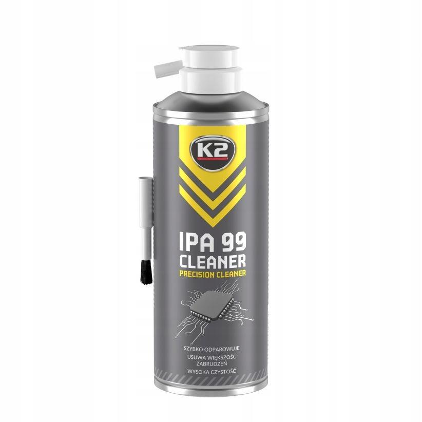 K2 IPA 99 CLEANER 400ML ИЗОПРОПИЛОВЫЙ СПИРТ
