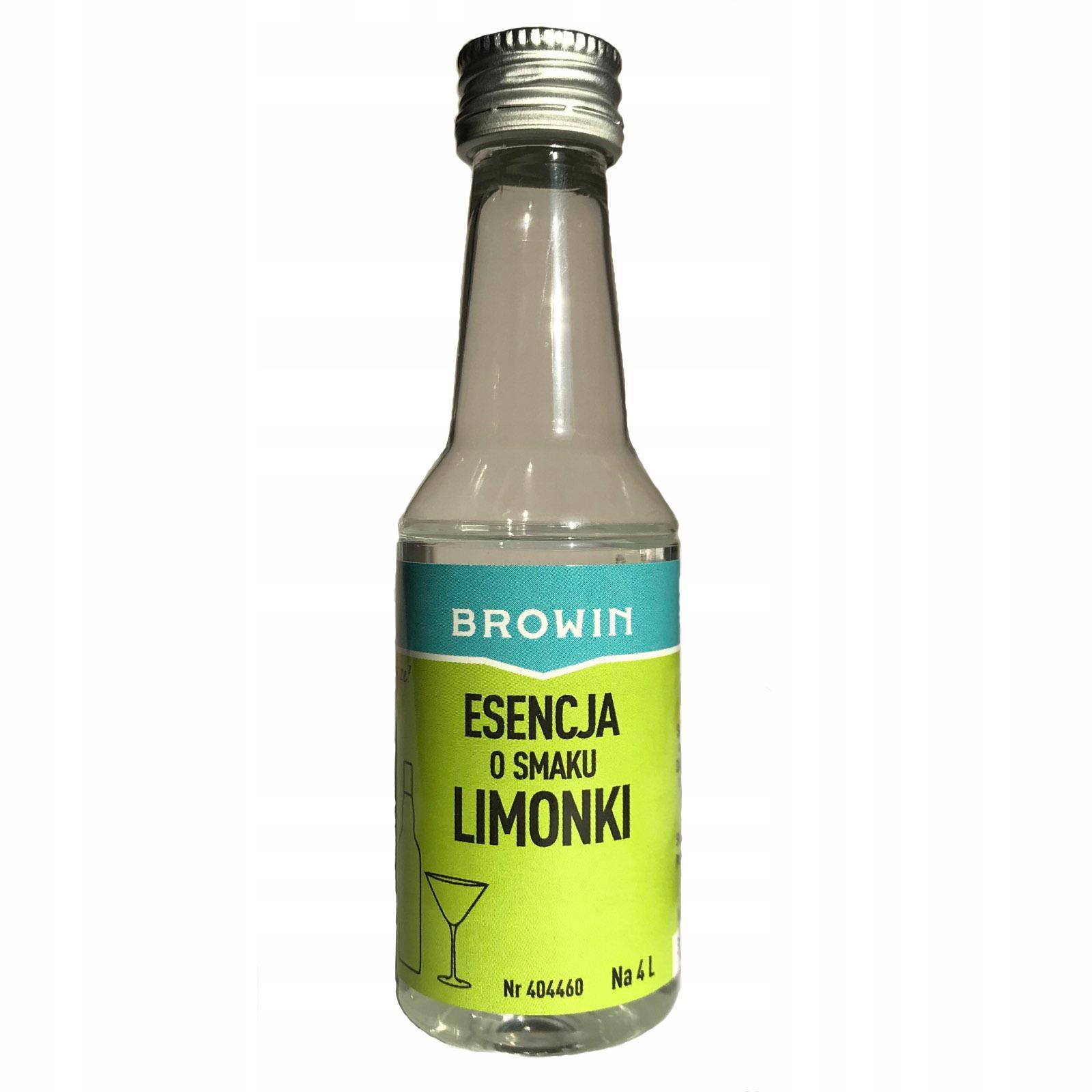 ZAPRAWKA ESENCJA o smaku Limonki egzotycznej 40 ML
