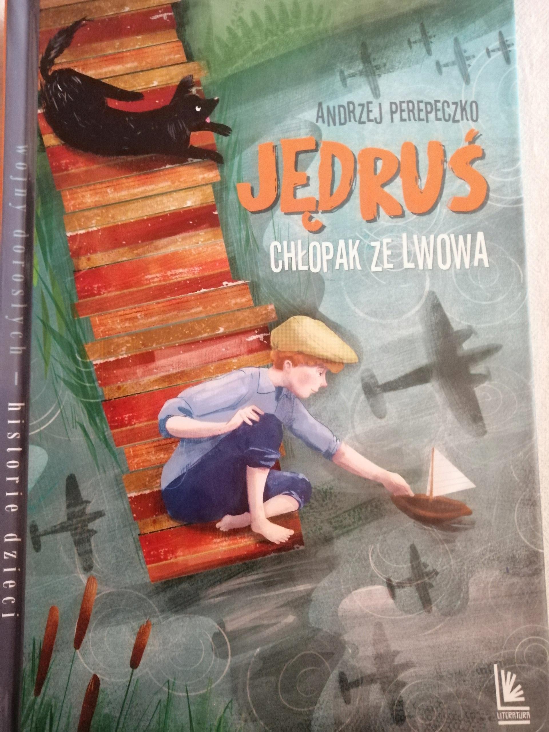 Jędruś chłopak ze Lwowa Andrzej Perepeczko