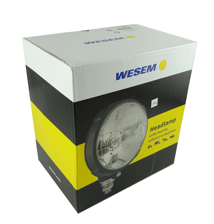 Reflektor lewy WESEM RE.03210 Fadroma Ł200 Ł34