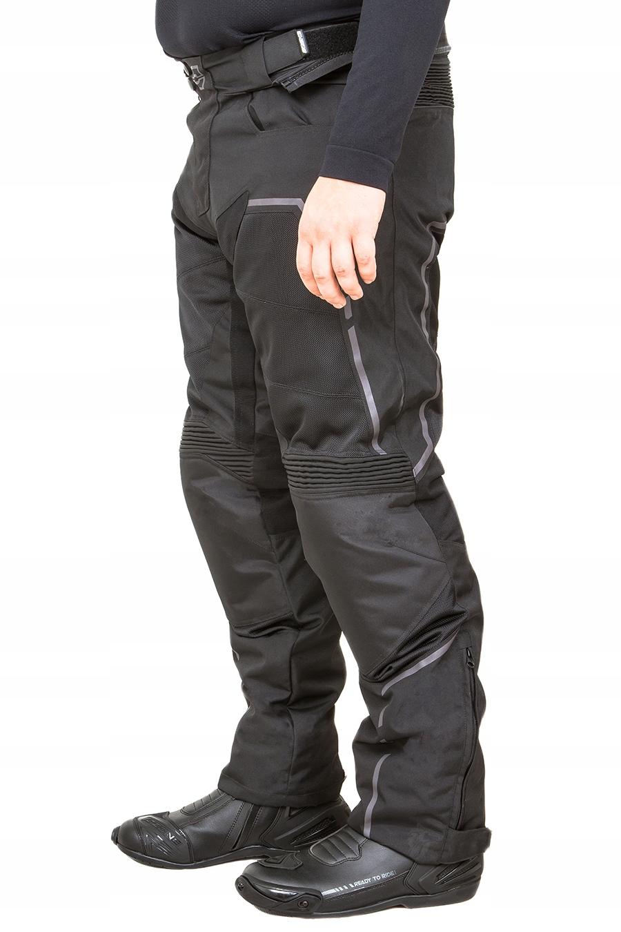 Tesktylne штаны мотоциклетные ozone jet 5xl, фото 7