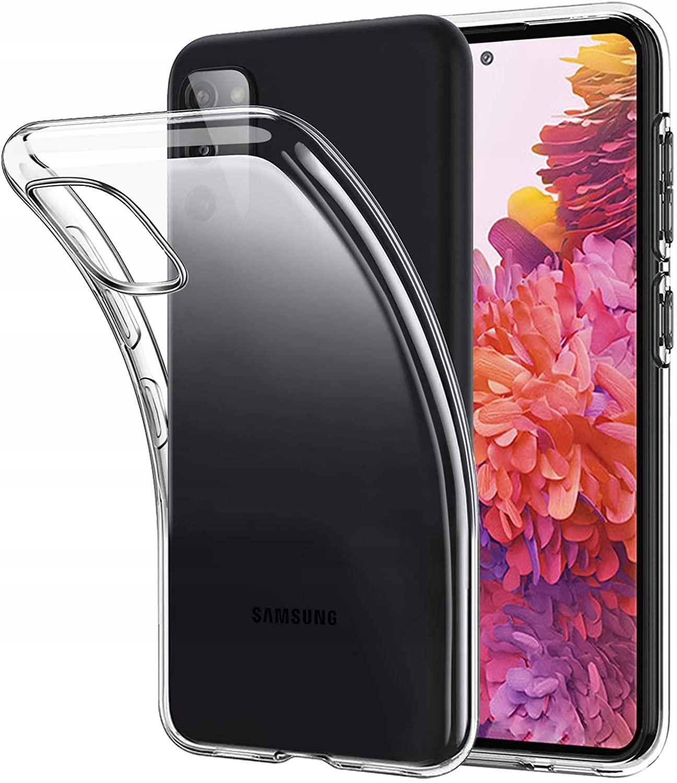 Etui do Samsung Galaxy S20 FE Clear Case + Szkło