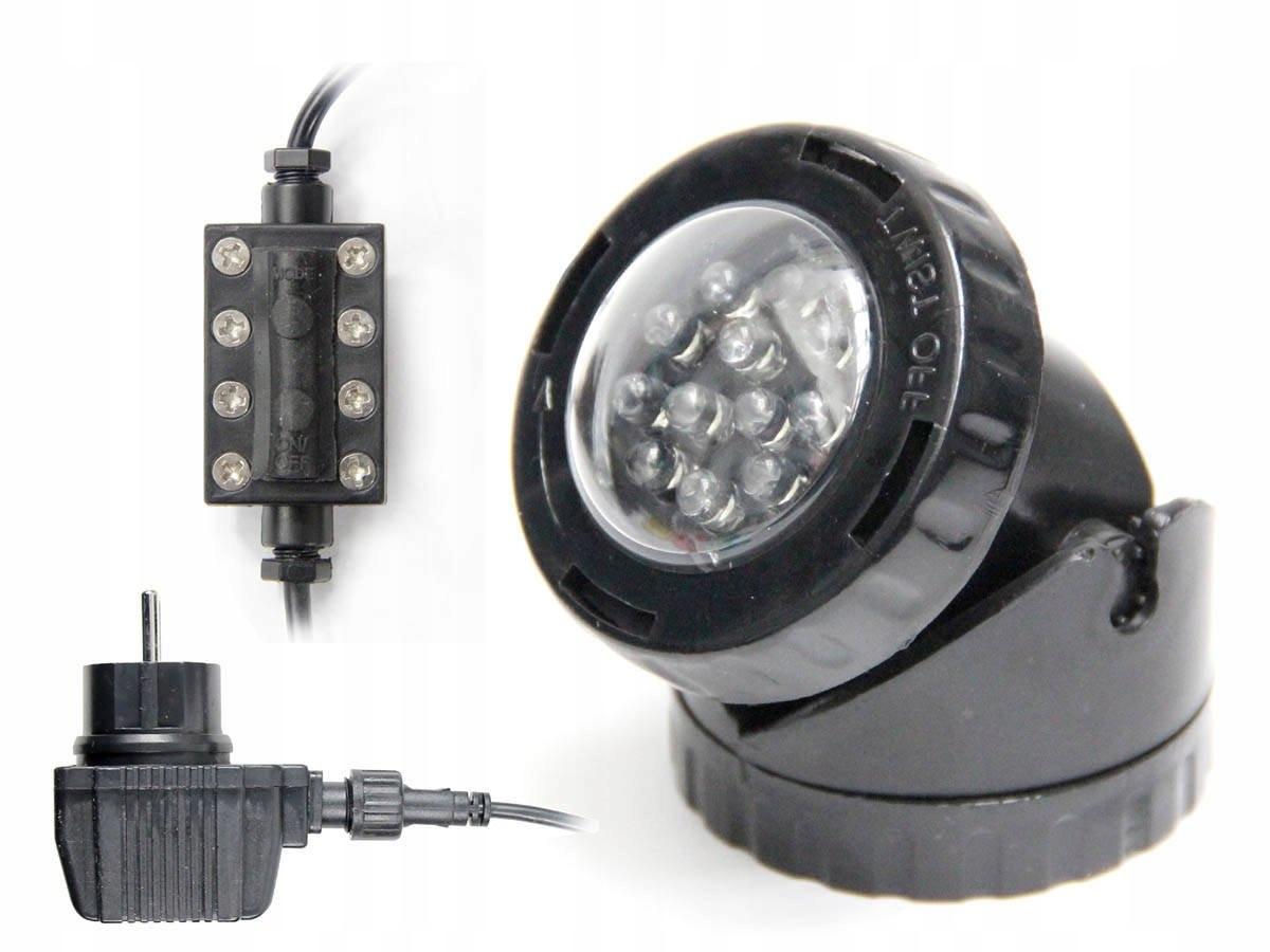 Светодиодная лампа 1,5 Вт QL-39 RGB ОСВЕЩЕНИЕ ВОДНОЙ ТРАПИНЫ