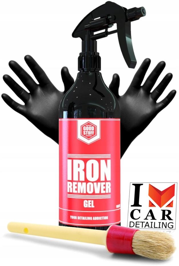 Хороший материал железа Remover Гель Deironizer 500 мл