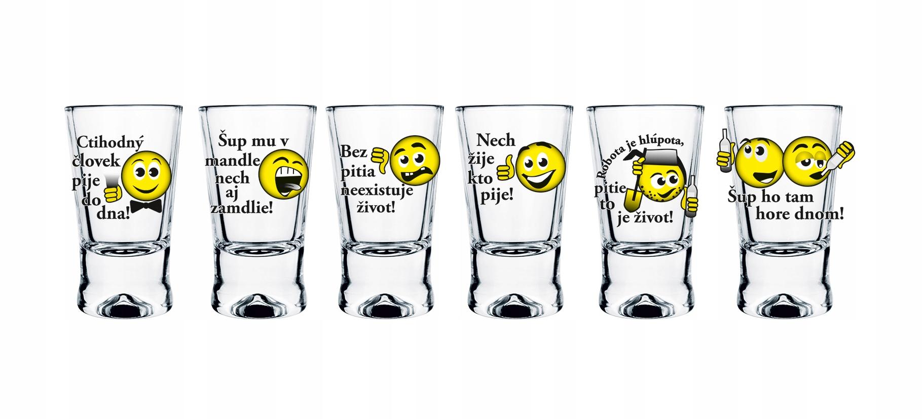 Okuliare pre Funny Vodka s titulkami v Slovak
