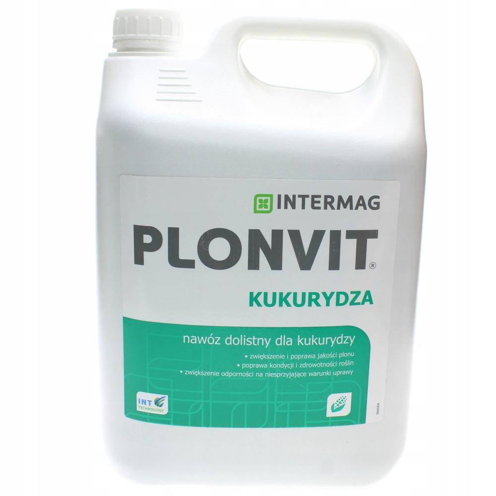 PLONVIT CORN листвы удобрения INTERMAG 5L