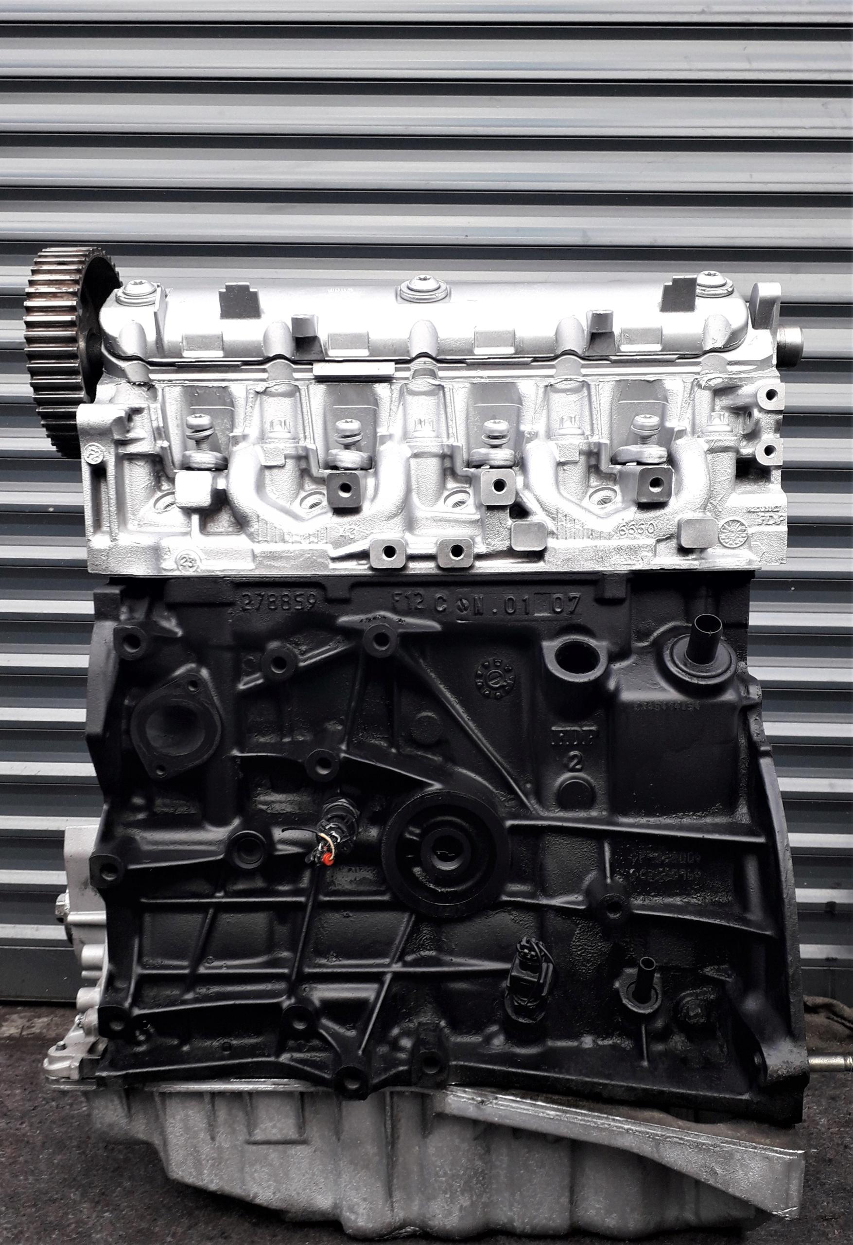 двигатель 19 dci renault opel nissan f9q регенерация