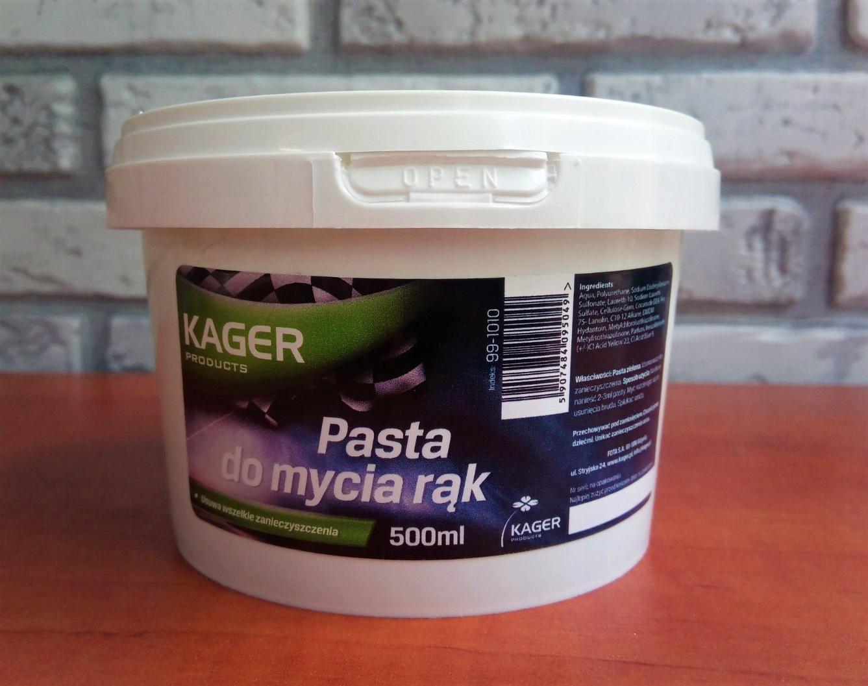 KAGER Рука стиральная паста BHP 0.5L