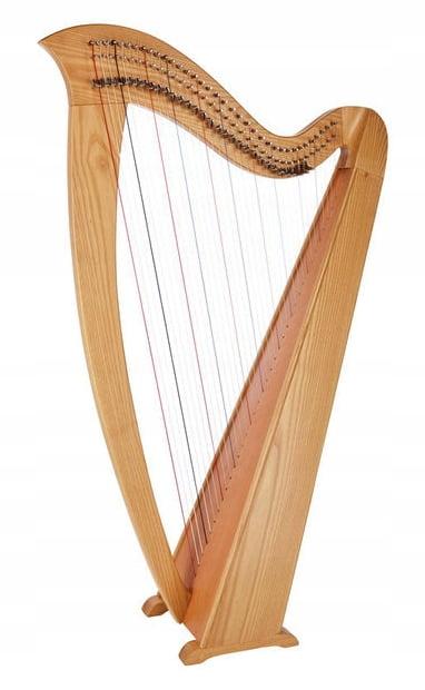 Harp Thomann Celtic harf Ashwood 36 p.