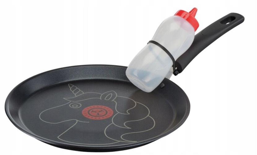 Сковорода для блинов 25см TEFAL E5063 Unicorn