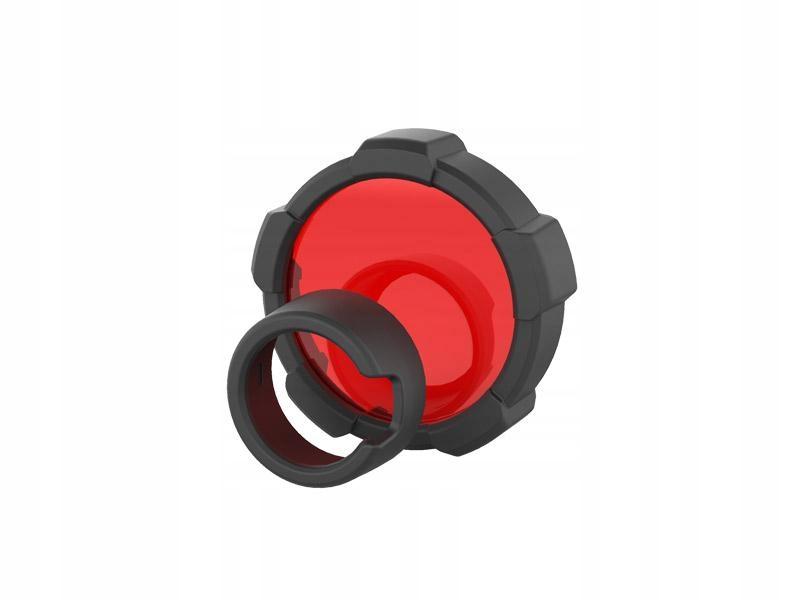 Červený filter pre baterku Ledlenser MT18 85.5 mm