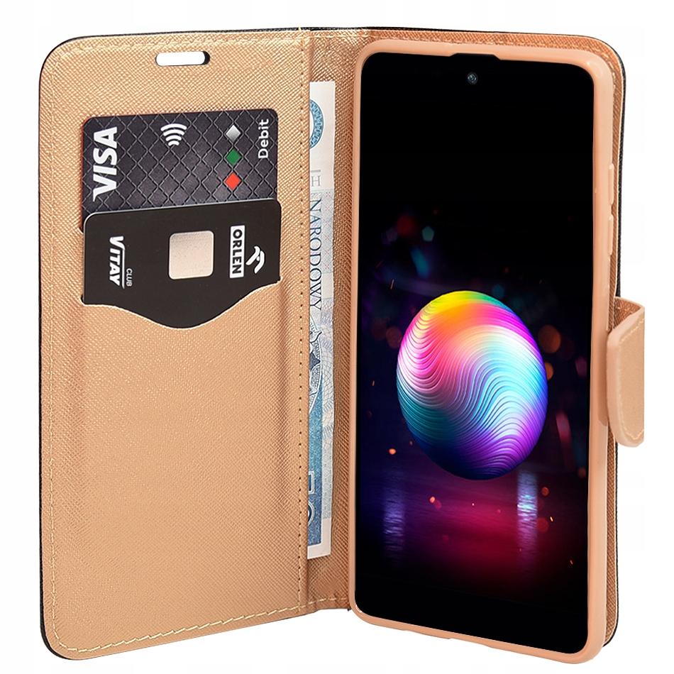 Etui Fancy Case + SZKŁO 9H do Samsung Galaxy A51 Dedykowany model GALAXY A51 SM-A515