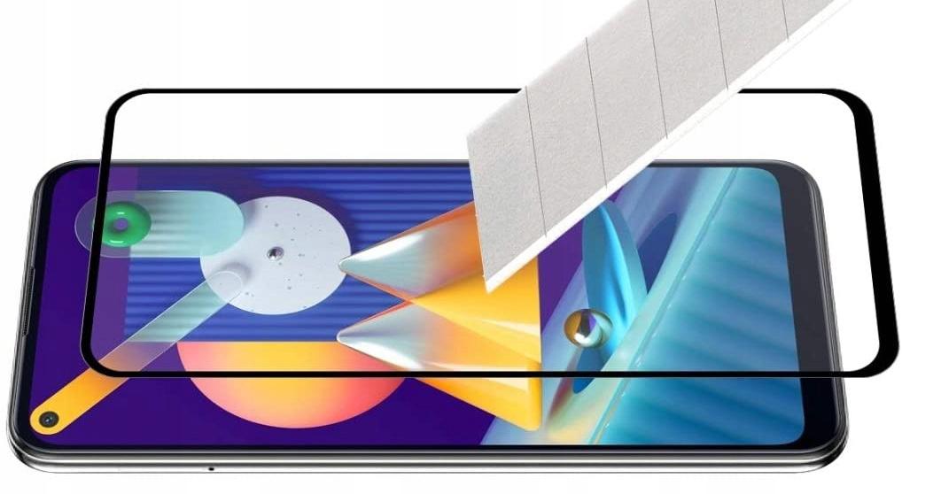 Szkło do Samsung Galaxy M11 5D FULL GLUE Pełne Dedykowany model Samsung Galaxy M11