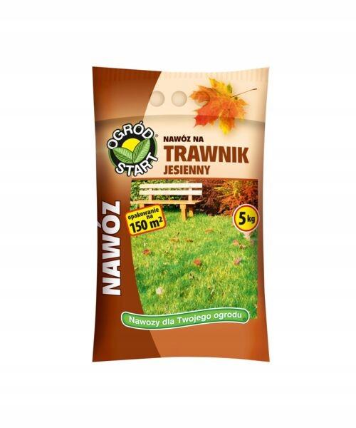 Осеннее удобрение для осеннего газона 5 кг