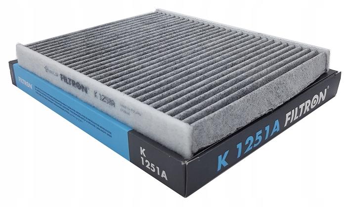 filtron фильтр кабины k1251a ford b-max fiesta vi