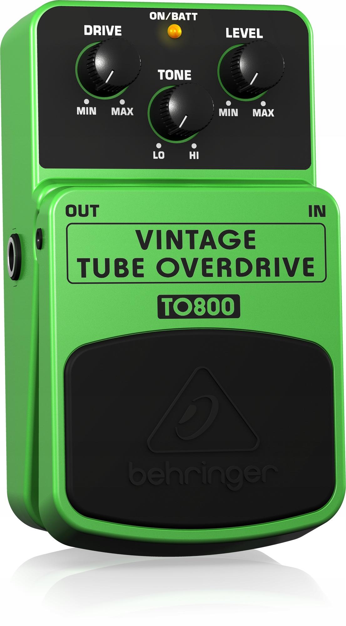Gitara efekt Behringer TO800 Retro Tube
