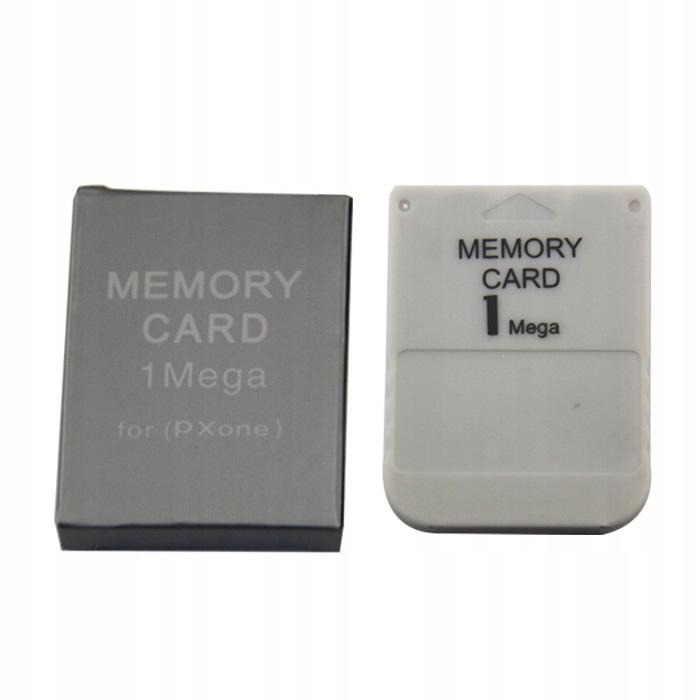 1MB PlayStation 1 PSX PSX PSONE pamäťovej karty