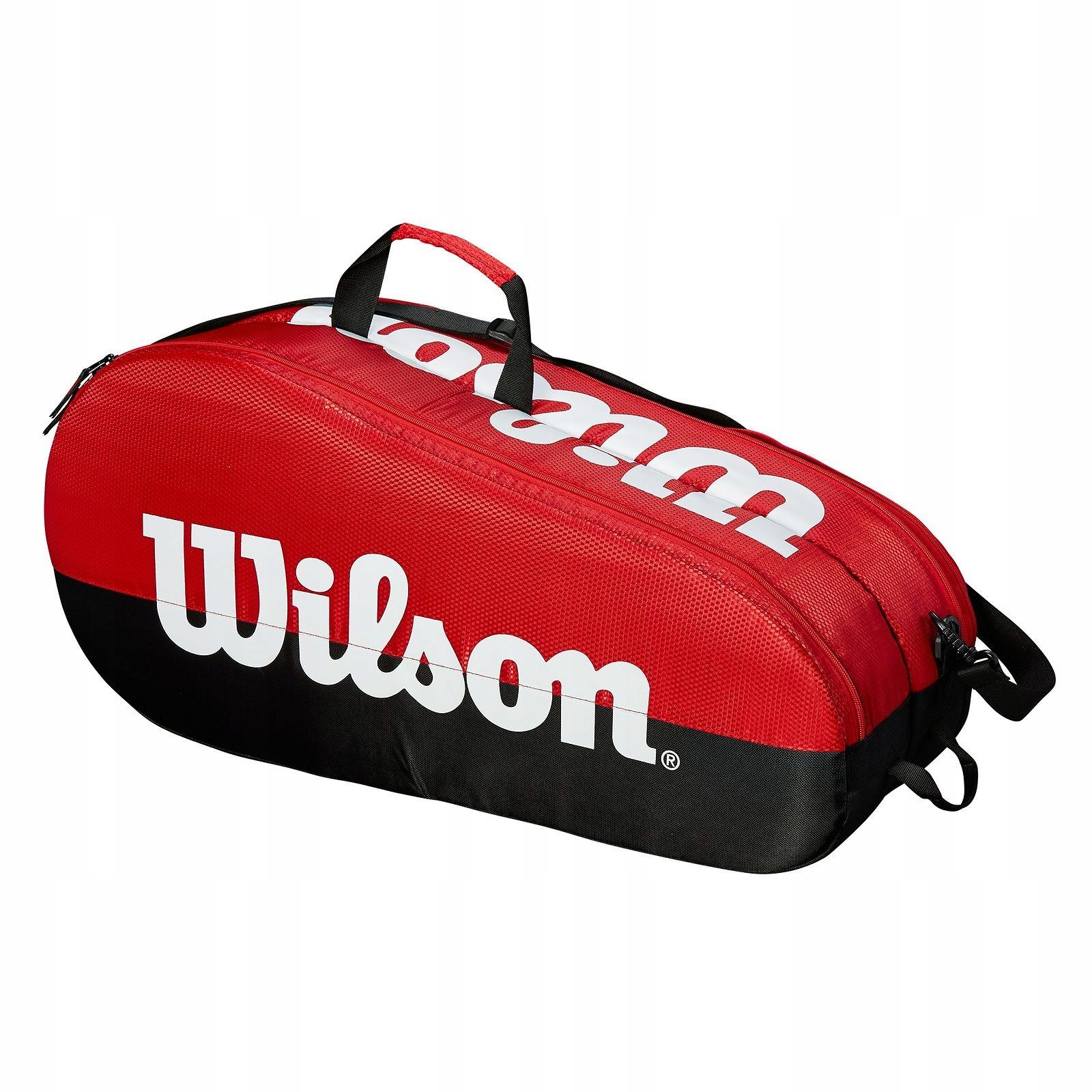 Tenisová Wilson taška Tím 2 6 Oddelení