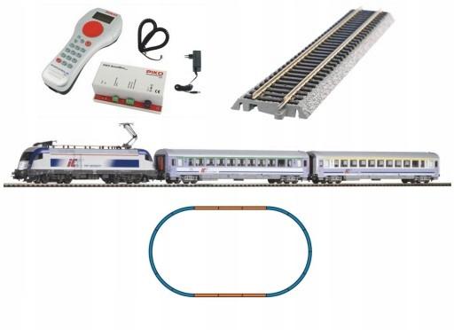 Zestaw cyfrowy PKP SmartControlLight Piko 59024
