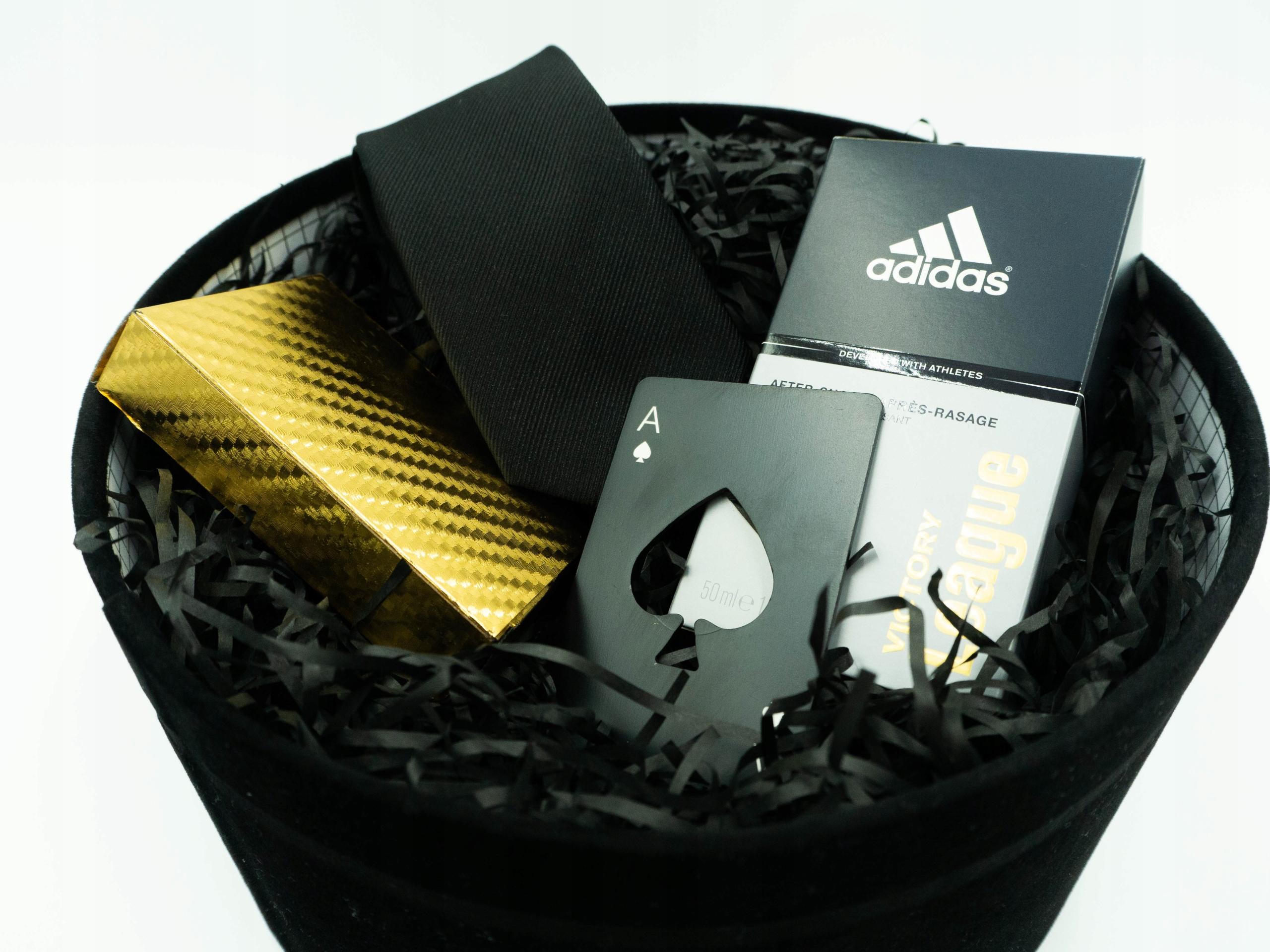 Prezent na walentynki dla chłopaka męski Gift Box
