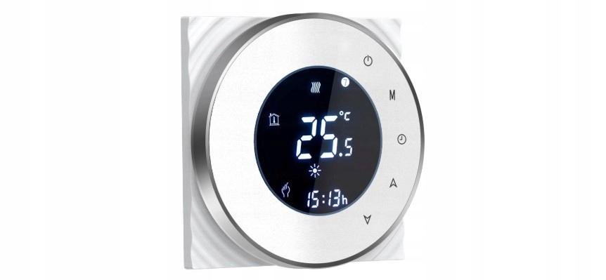 GLO76 WiFi термостат. Инфракрасное отопление