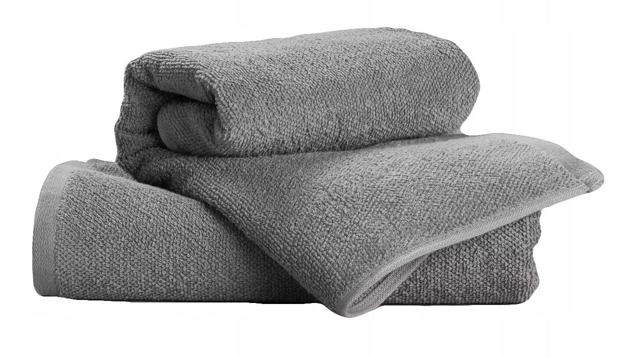 2pcs SET OF TOWELS 1x 70x140 1x 50x100 TOWEL