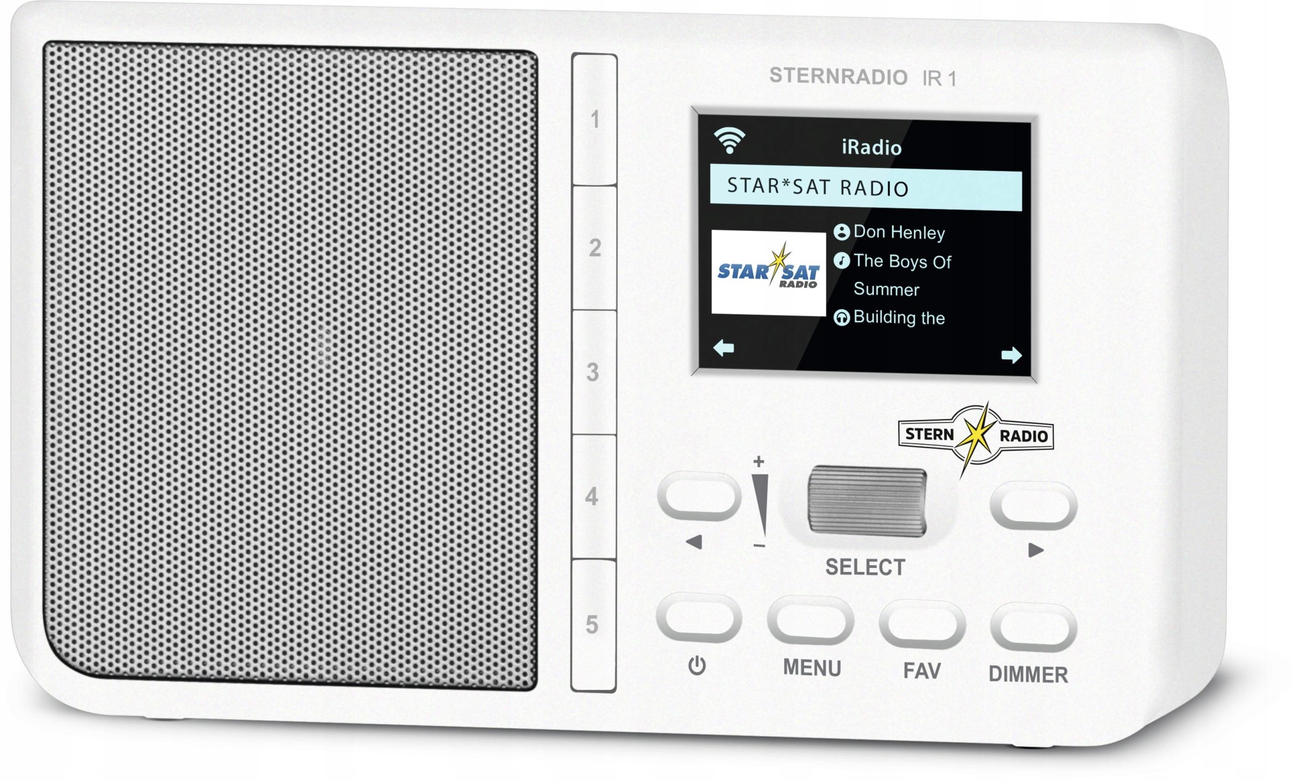 Кухня WiFi Интернет-радио / вкл. Новый мир