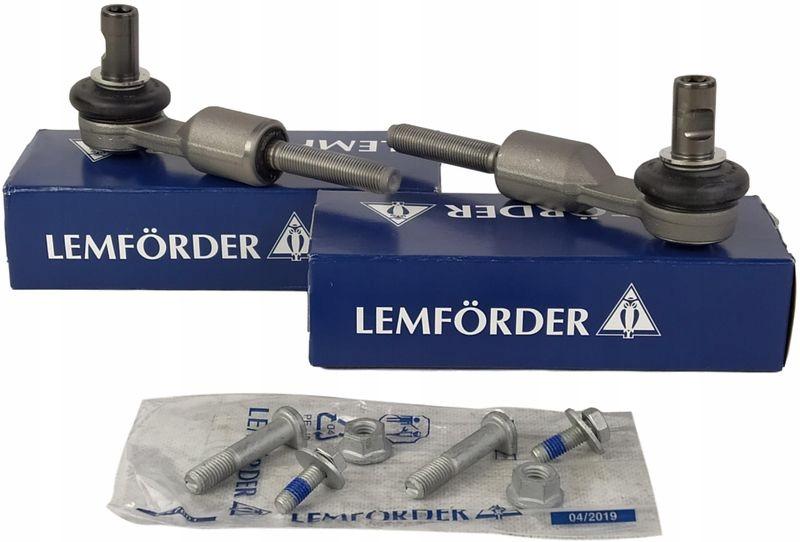 lemforder наконечники поперечной audi a4 b5 b6 b7 a5 c5