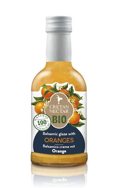 Крем винный бальзамический с апельсинами 250мл БИО