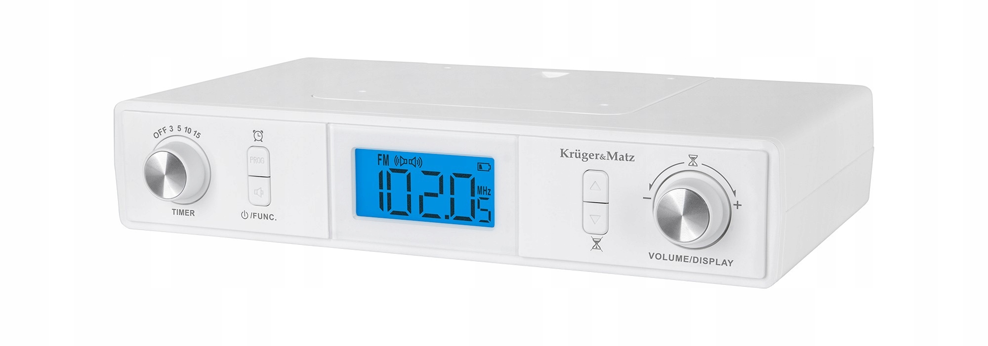 Кухонное радио Kruger & Matz BT MOUNTED