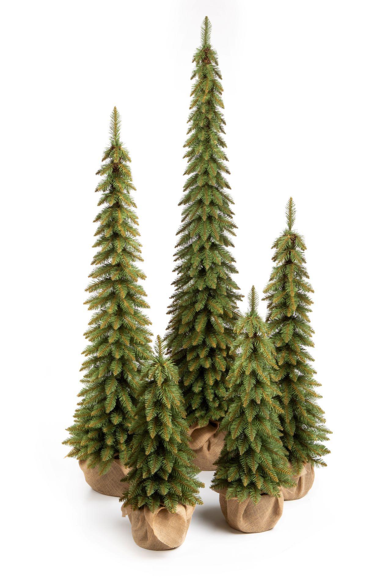 Umelý vianočný stromček smrek tatranský, 1,80 m
