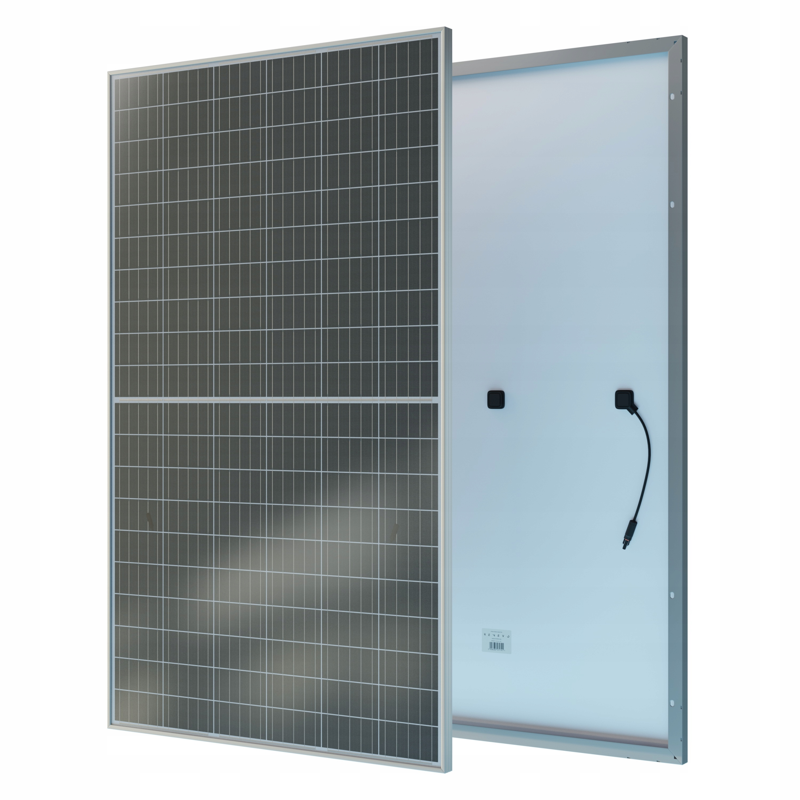 Моно солнечные панели Half-Cut PERC мощностью 340 Вт