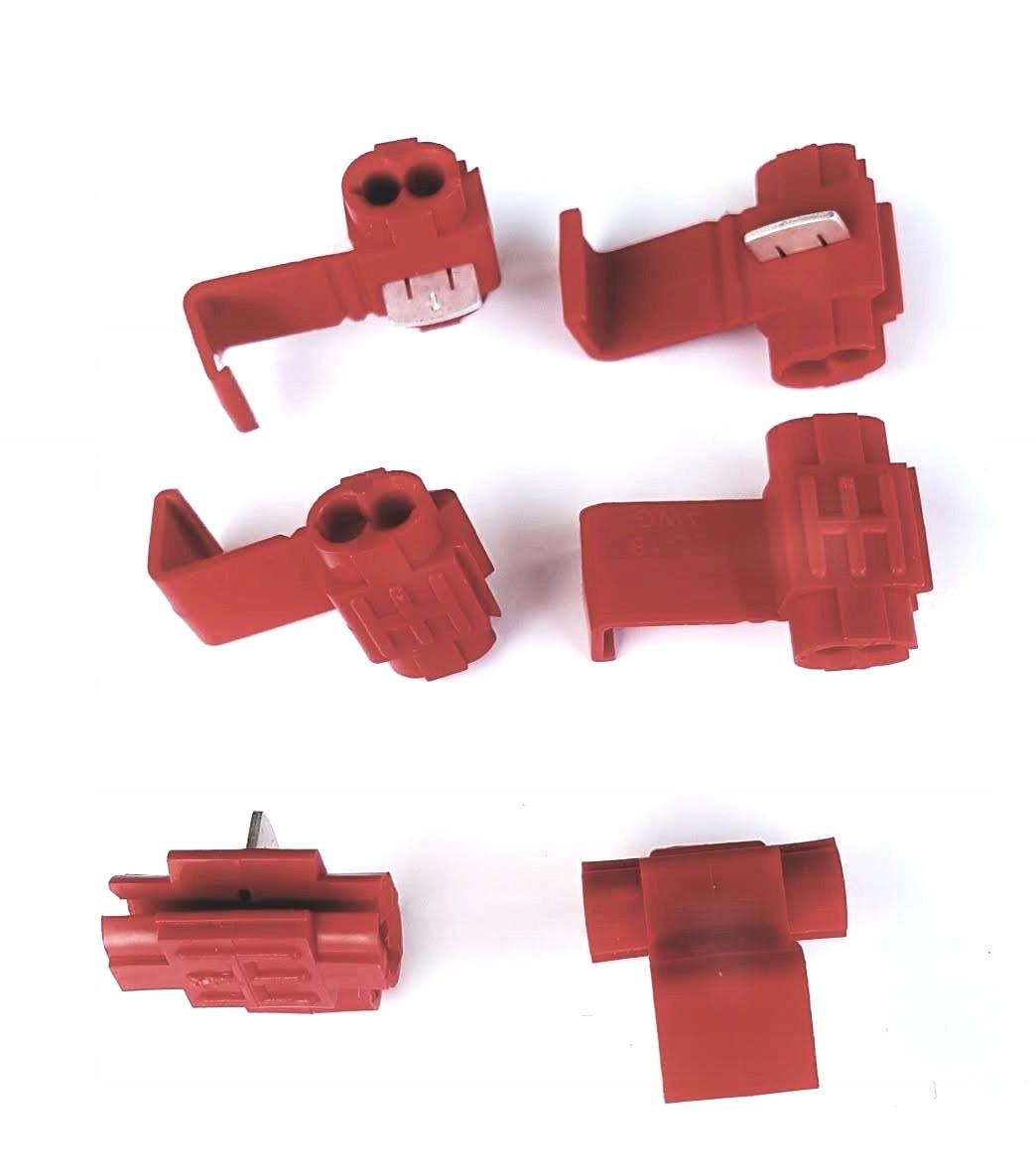 6 x быстроразъемное соединение разъем разъем кабель 0 5-1 5mm