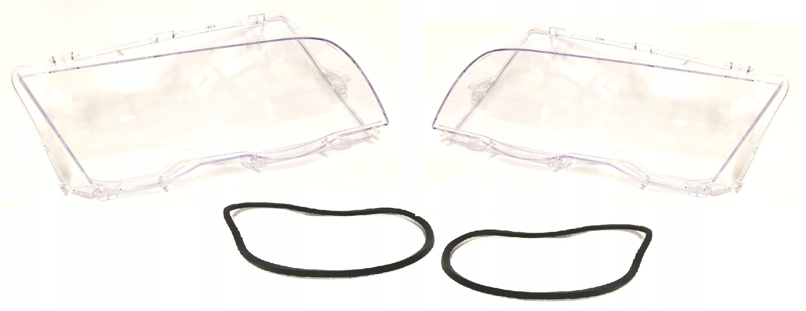 bmw 3 e46 98-01 седан универсал новые абажуры стекла компл
