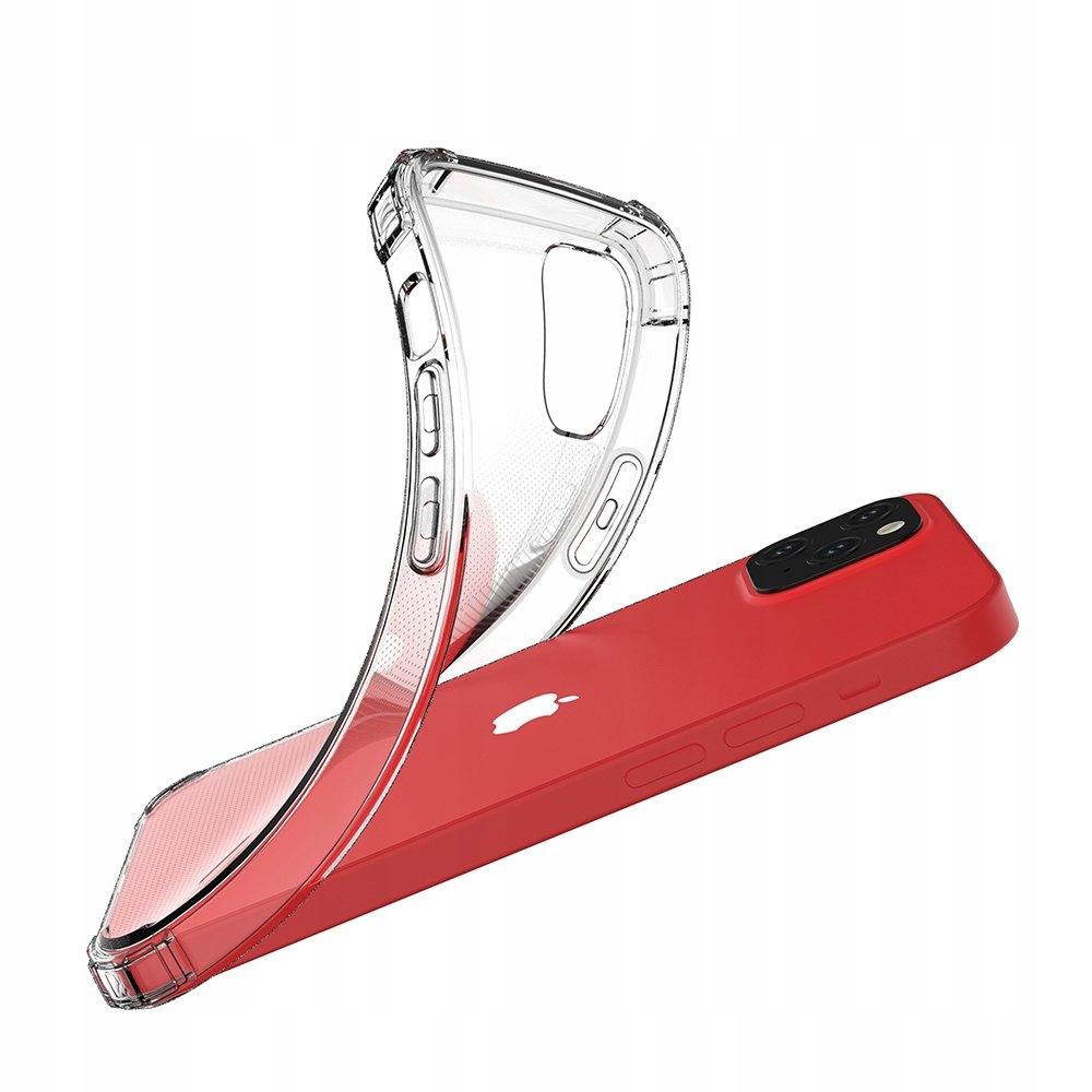 Pancerne Etui Anti Shock + Szkło do iPhone 12 Mini Producent Braders