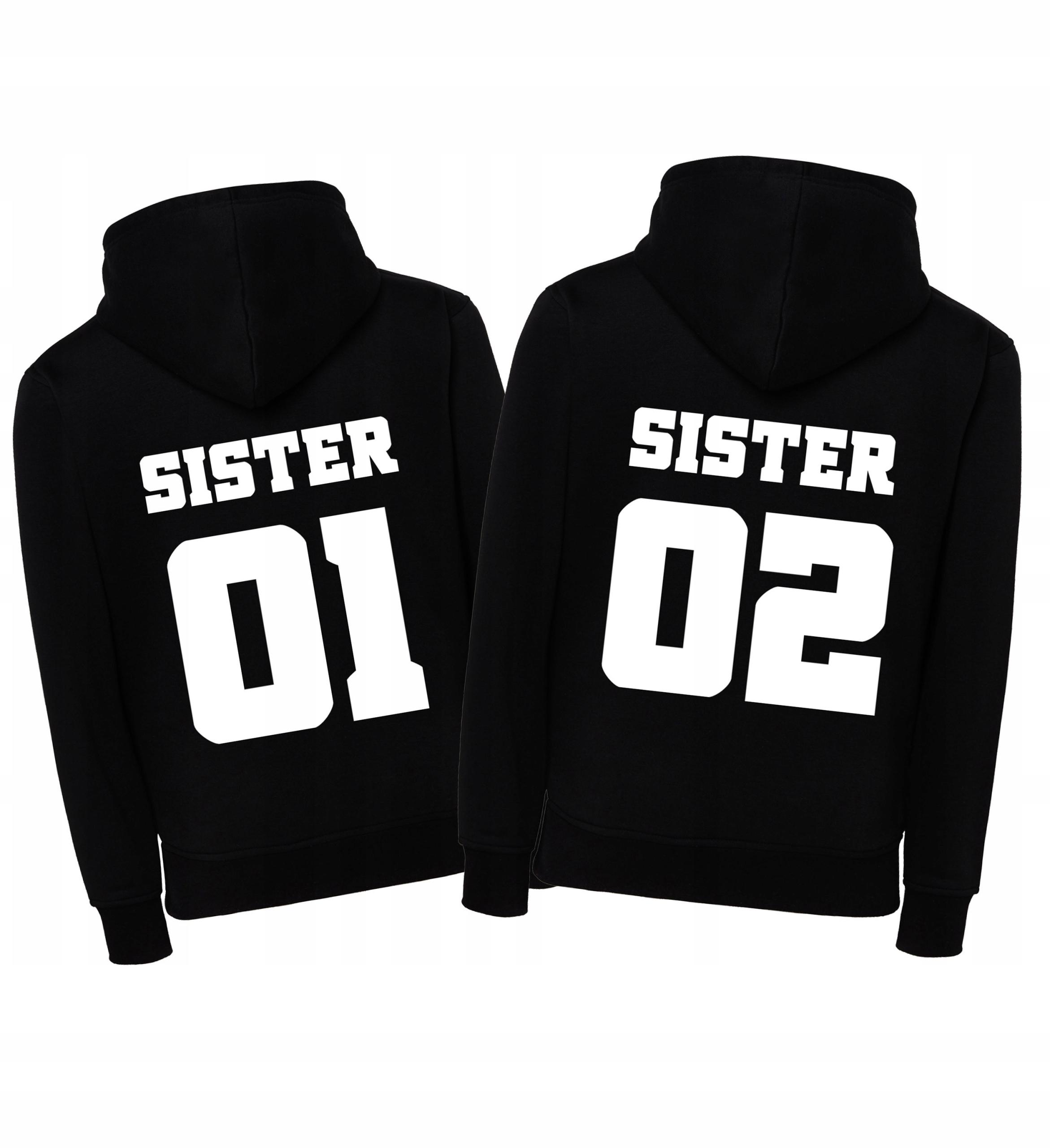 Bluzy Dla Przyjaciolek Bff Friends Sister Wzory 8900003913 Allegro Pl