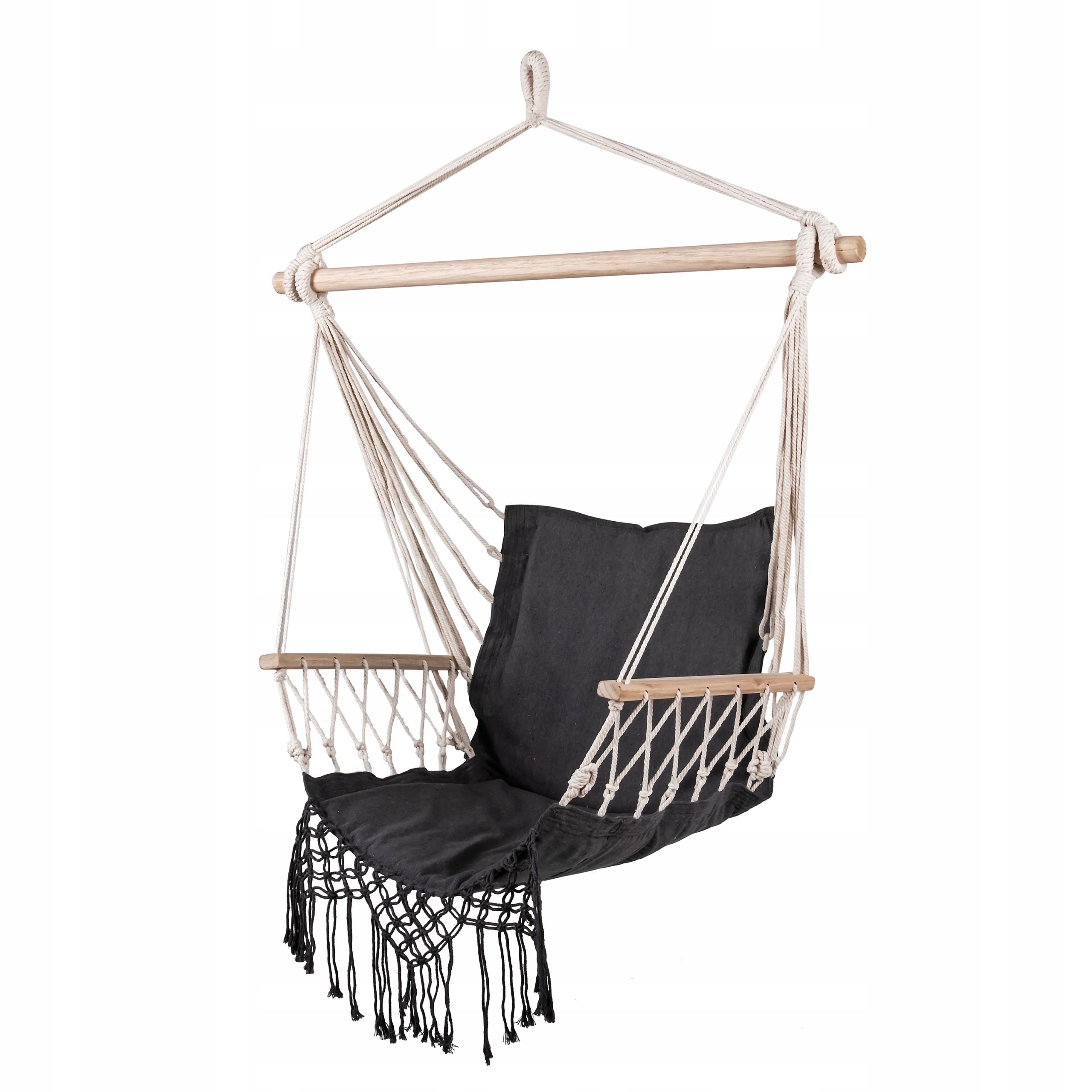 Krzesło wiszące BRAZYLIJSKIE HAMAK huśtawka COSTA Kod produktu ST-225