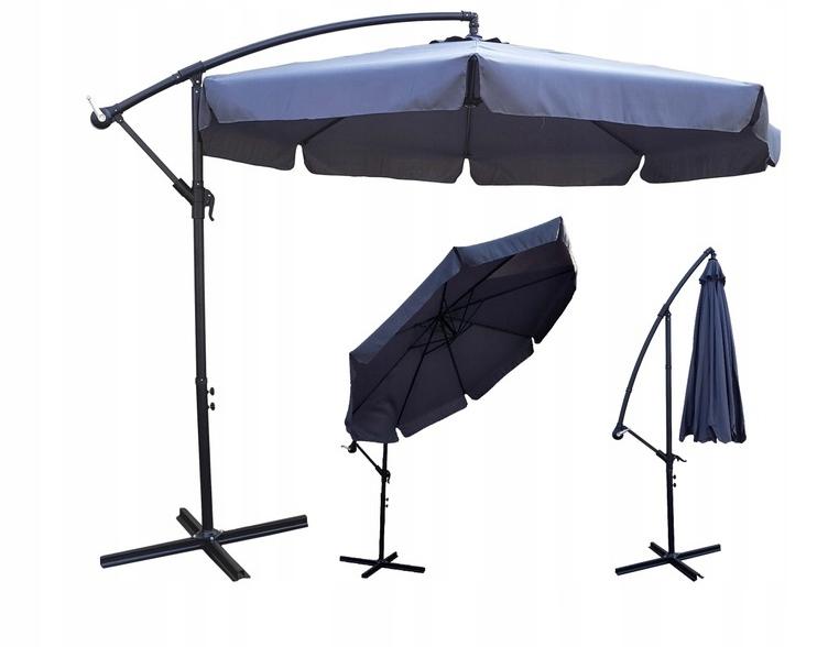 Зонтик садовый instagram Большой, МОЩНЫЙ 350cm 7 Цвет