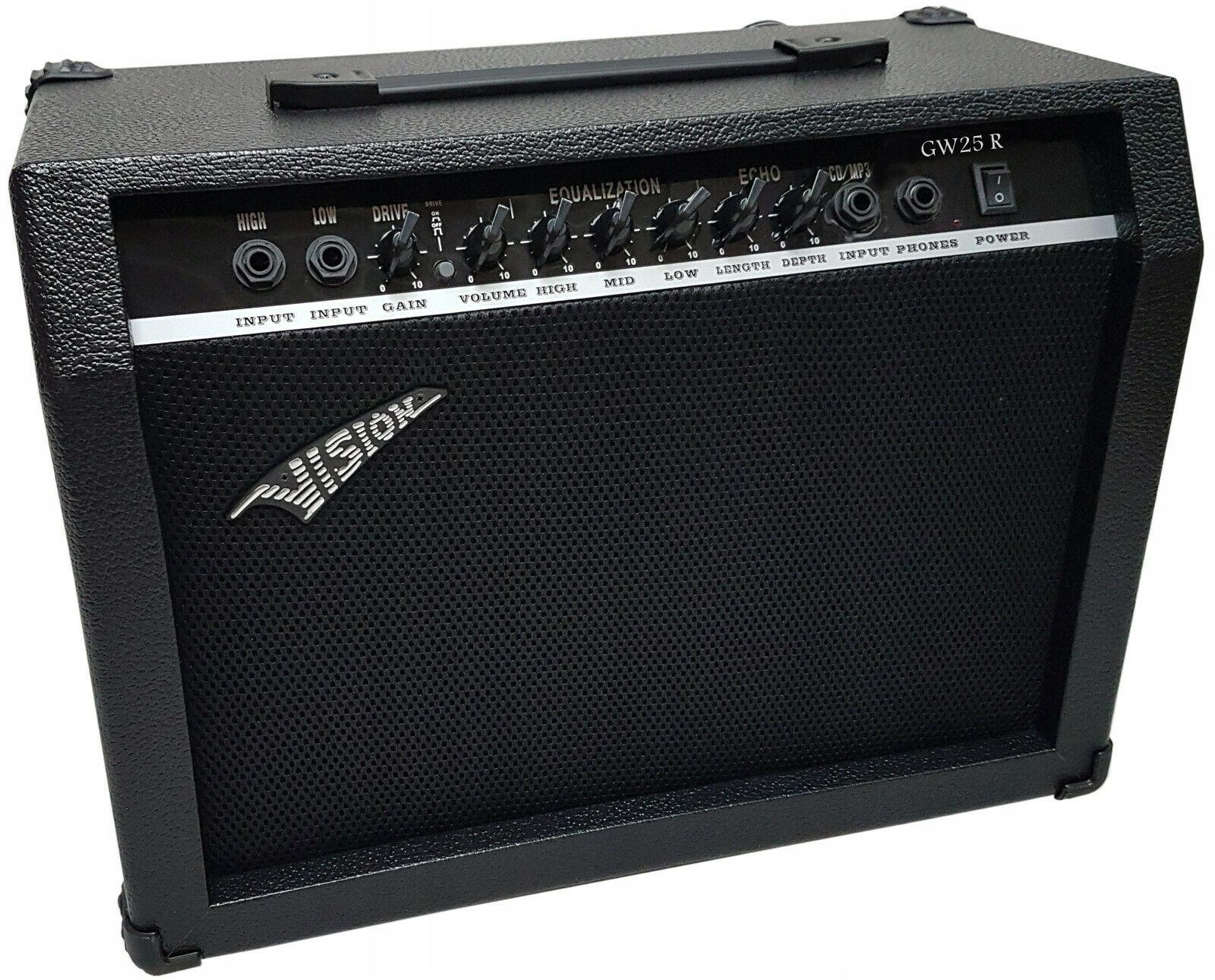 Guitar zosilňovač pre gitary - Reverb 30 Watt!
