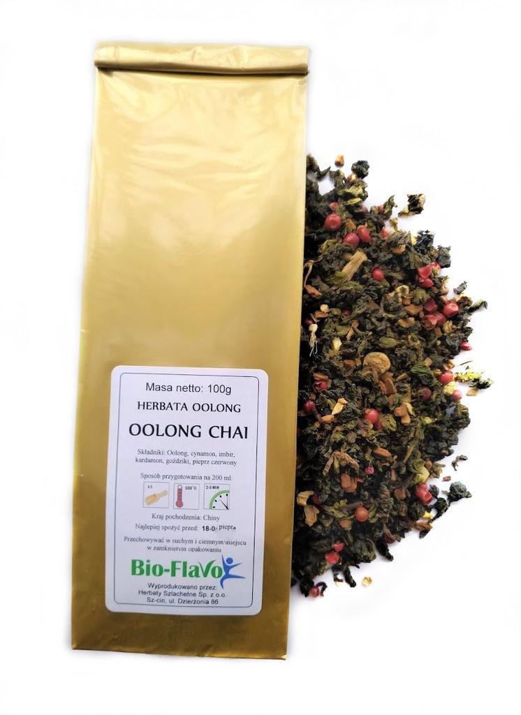 Herbata Oolong Chai 100g Bio-Flavo