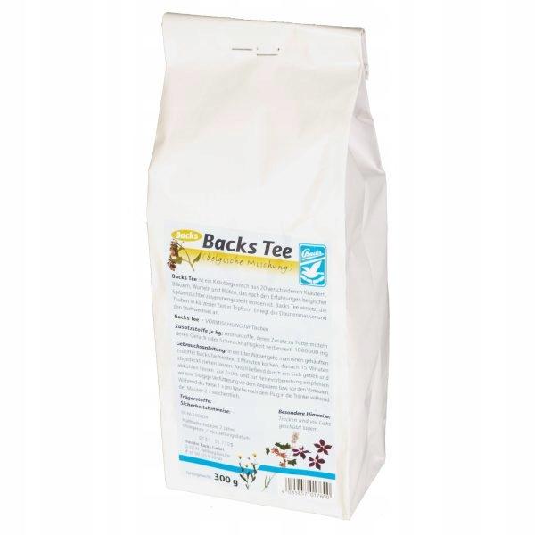 BACKS TEE 300g - чай - смесь 20 трав