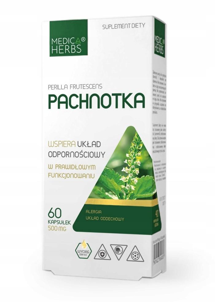 Pachnotka MEDICA HERBS 60k Odporność alergia