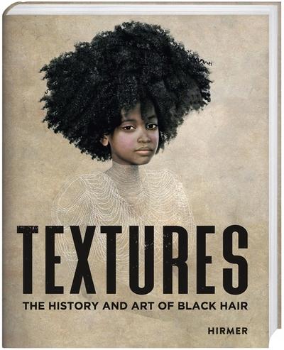 Textúry histórie a umenia čiernych vlasov