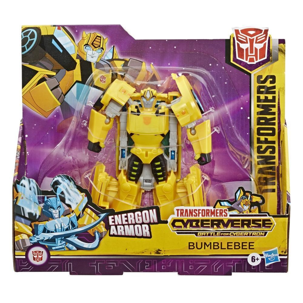 HASBRO Transformers Action Attackers Ultra