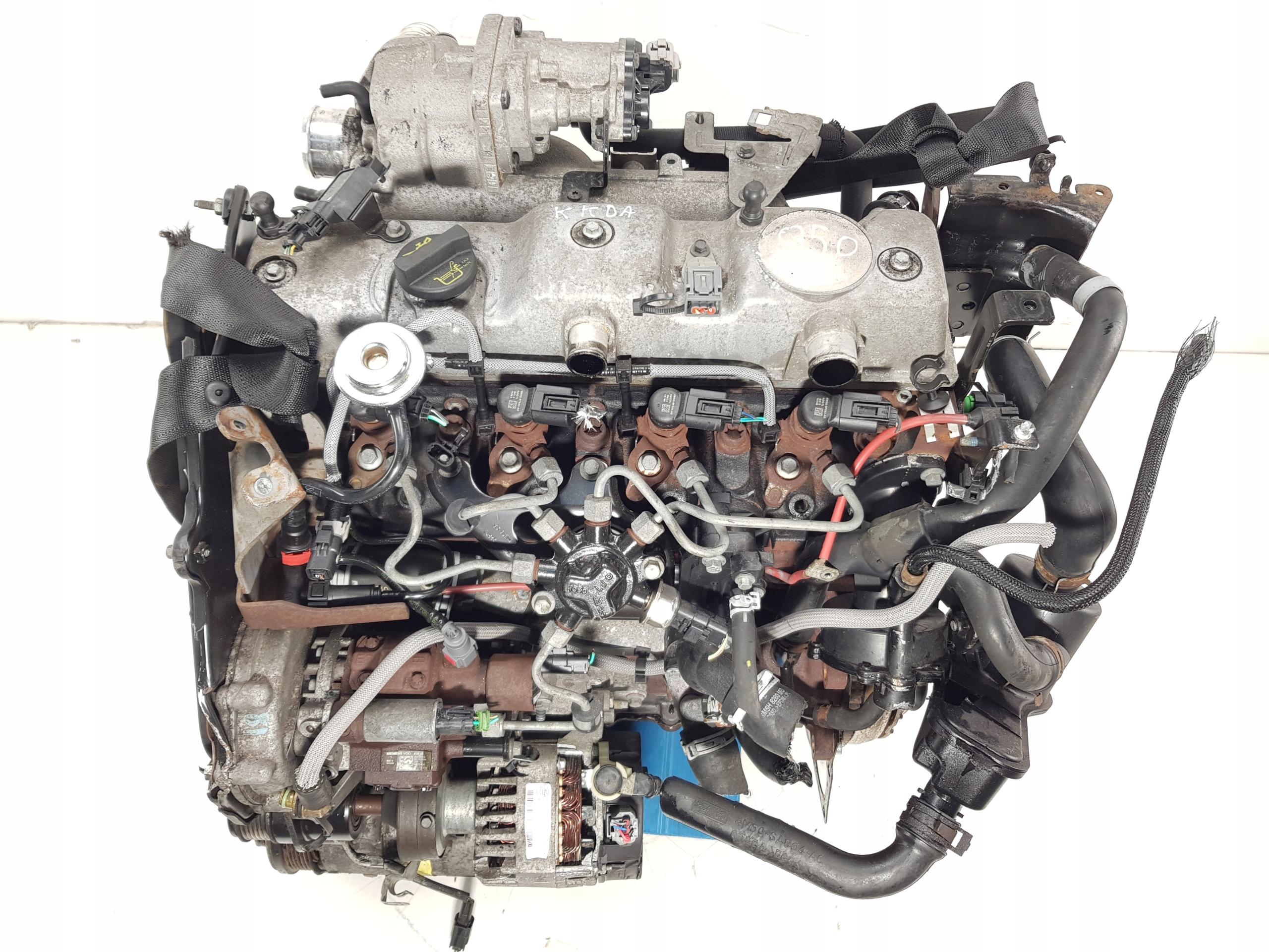 двигатель mondeo mk4 focus mk2 c-max 18tdci  ндс