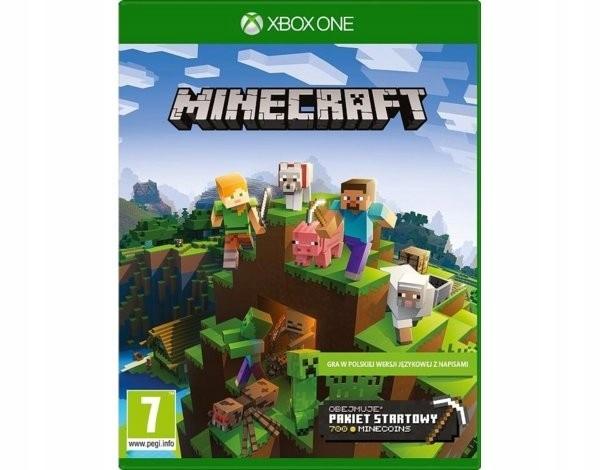 Hra pre Xbox Jeden Minecraft Starter Zber 44Z