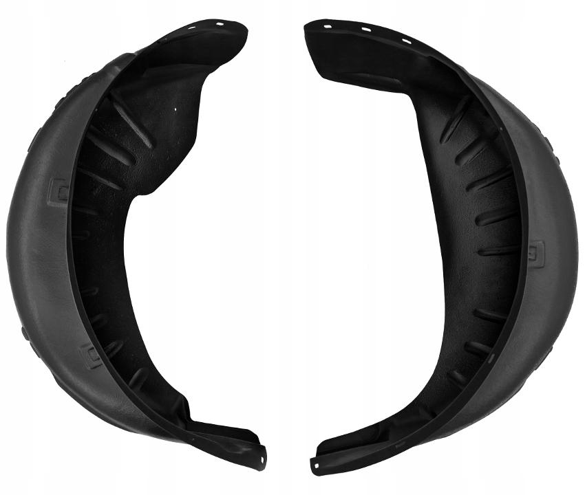 fiat seicento 1998-2010 колесные арки сзади левое + правое